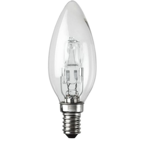 Stmievateľná halogénová žiarovka E14/42W/230V 2800K - Attralux