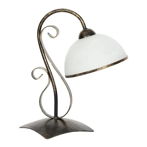 Stolná lampa ANTICA 1xE27/60W/230V