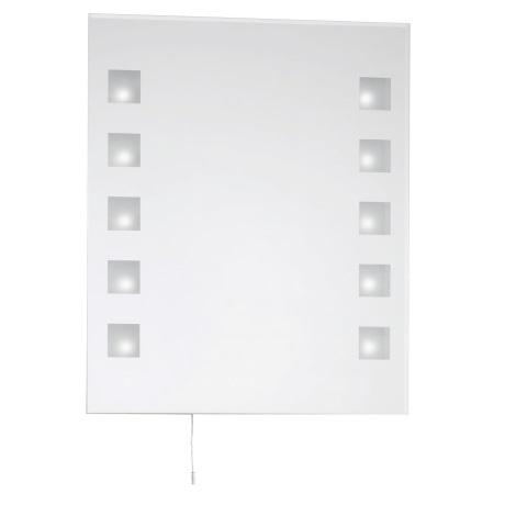 Svietidlo kúpeľňová MIRROR 10xG4/10W