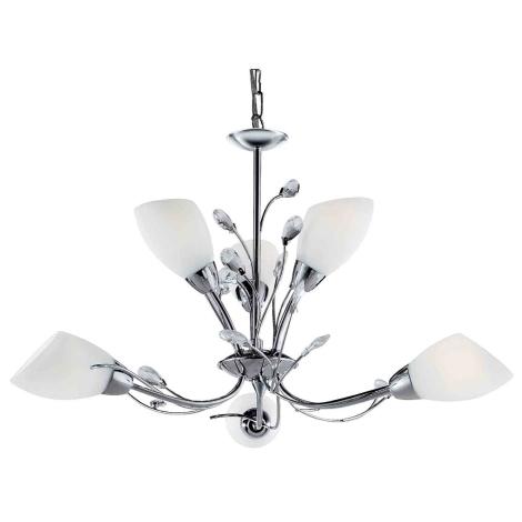 Top Light Gardenia - Luster 6xE14/40W/230V