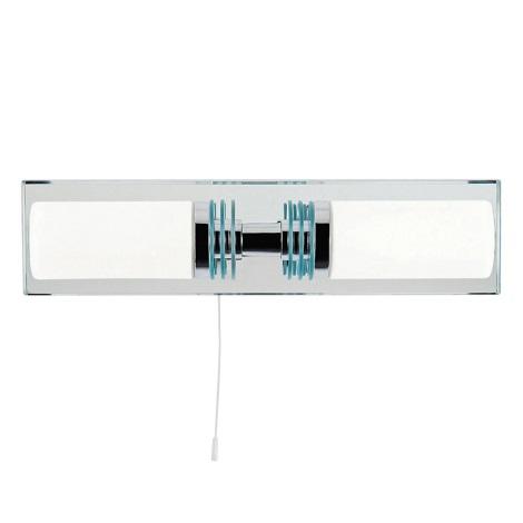 Top Light Odra 2 - LED Kúpeľňové svietidlo ODRA 2xG9/5W/230V + 2xG9/40W/230V
