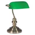 Top Light Office Bank - Stolná lampa 1xE27/60W/230V