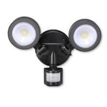 Top Light Tarraco C PIR - LED Reflektor so senzorom TARRACO 2xLED/20W/230V IP65