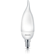 Úsporná žiarovka Philips E14/8W/230V - SOFTONE CANDLE BENT