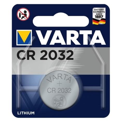 Varta 6032 - 1 ks Lithiová batéria CR2032 3V