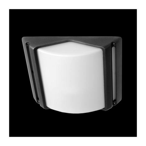Vonkajšístropný reflektor CITY 1xE27/60W šedá