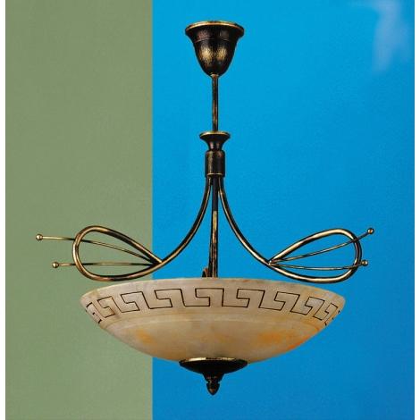 Závesný luster AT-1-ATENA 2xE14/40W